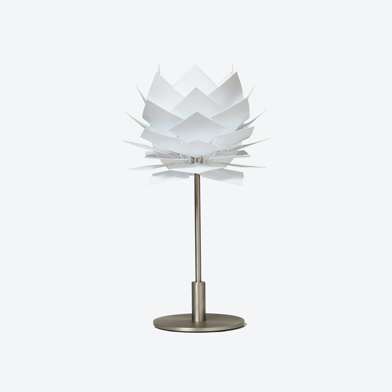 XS PineApple Table Lamp in White