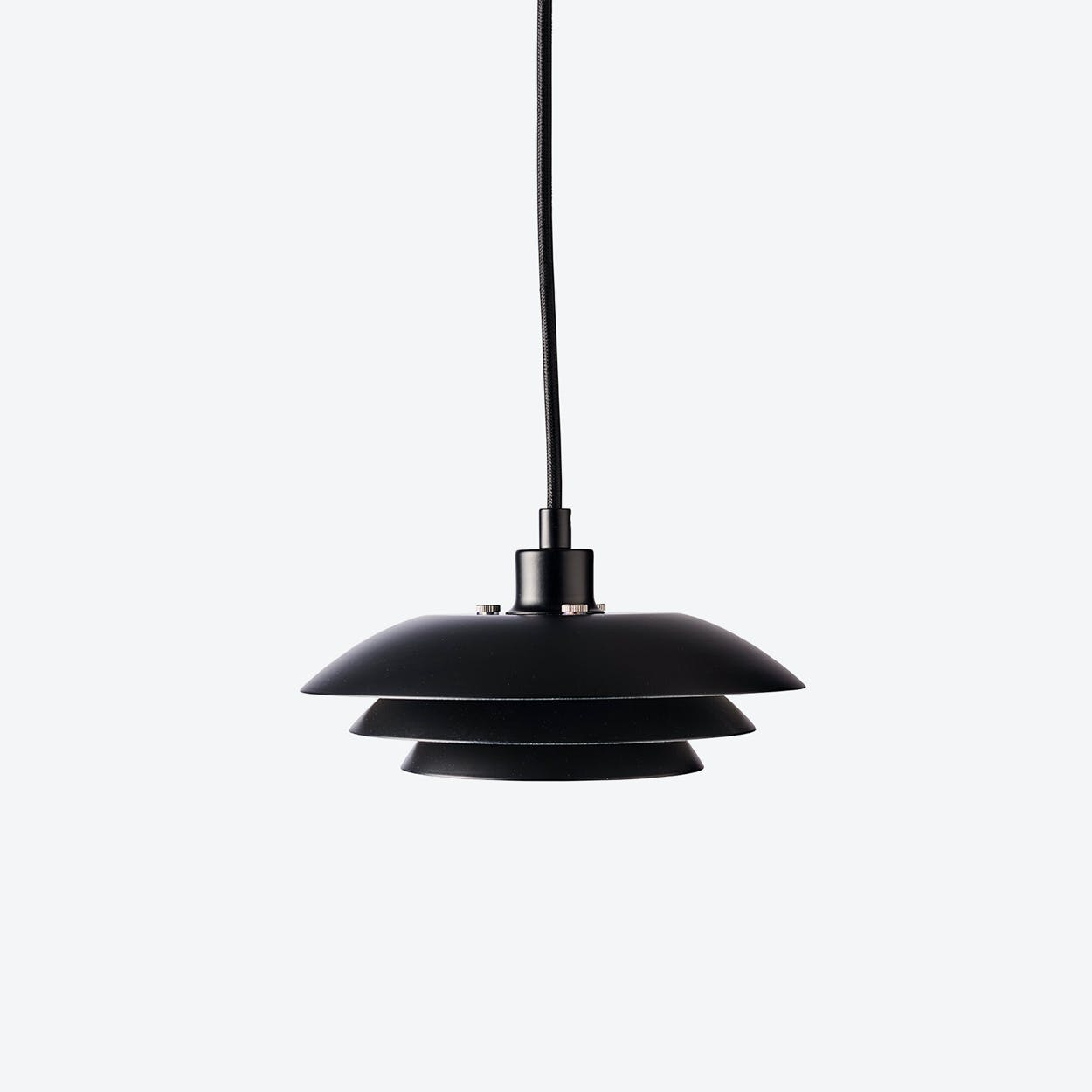 DL20 Nyhed Pendant Lamp in Black