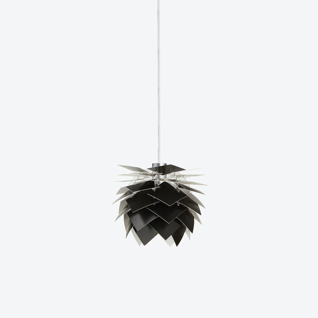 XS PineApple Pendant Lamp in Black