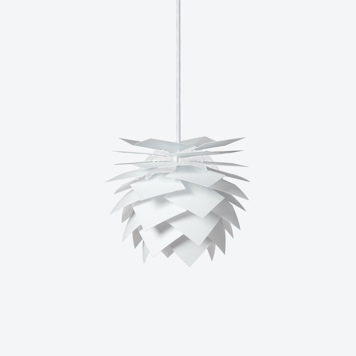 PineApple Inbetween Pendant Lamp in White