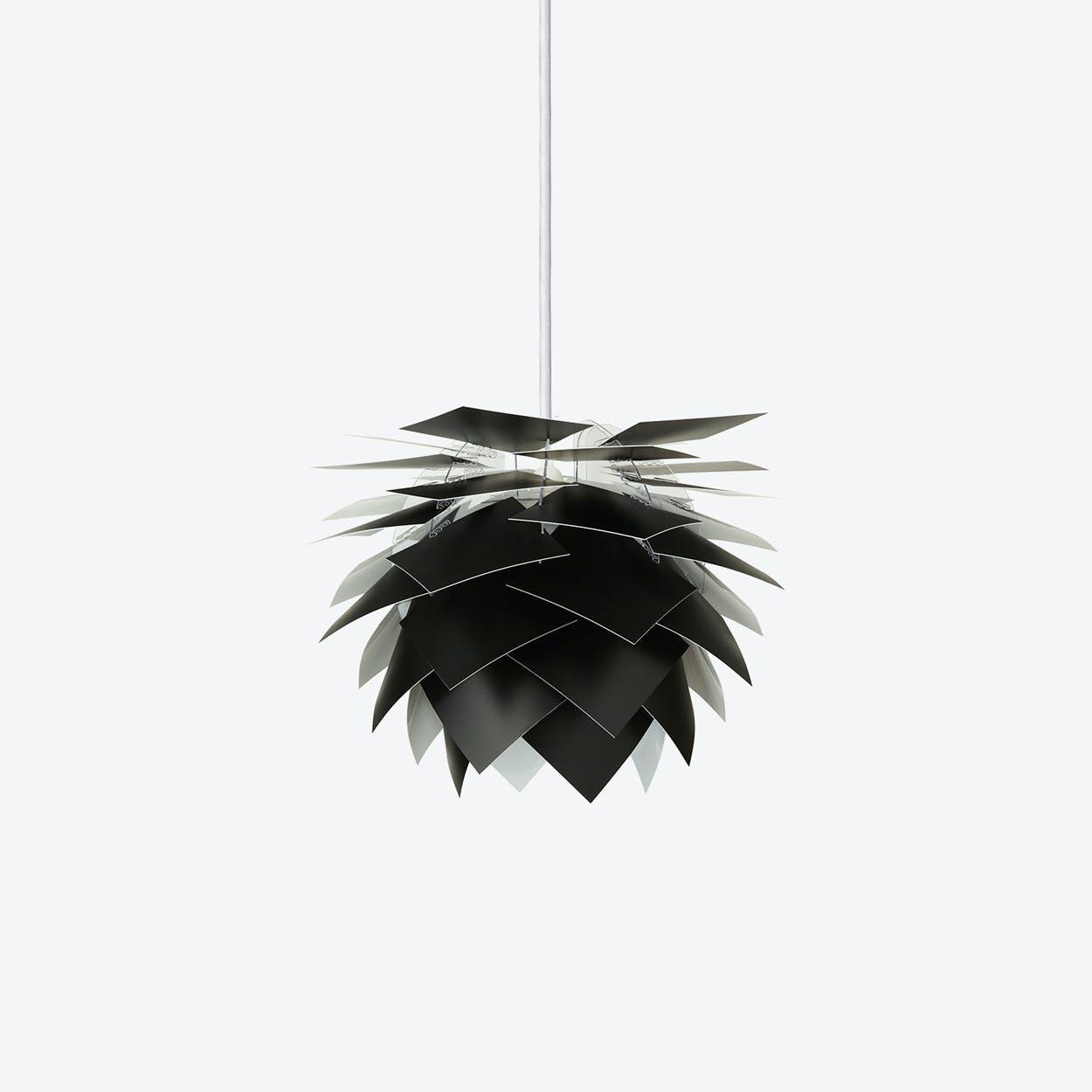 PineApple Inbetween Pendant Lamp in Black