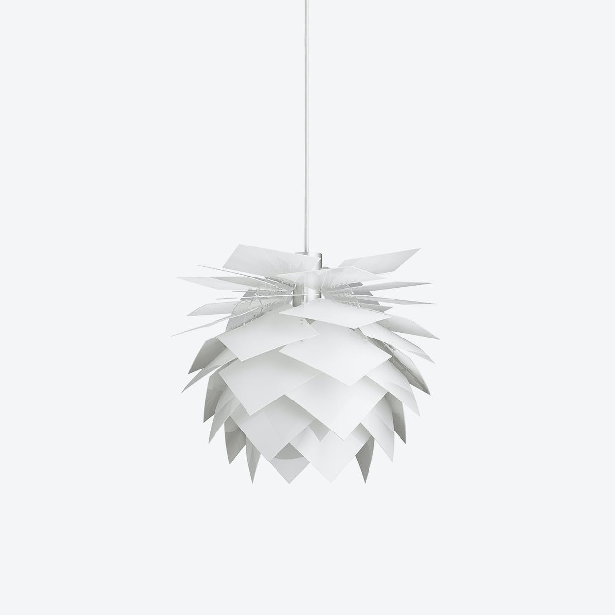 Small PineApple White Pendant Lamp