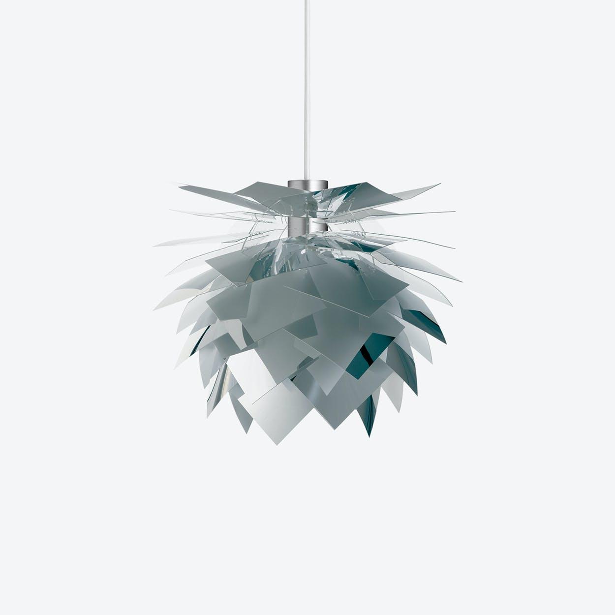 Small PineApple Mirror Pendant Lamp