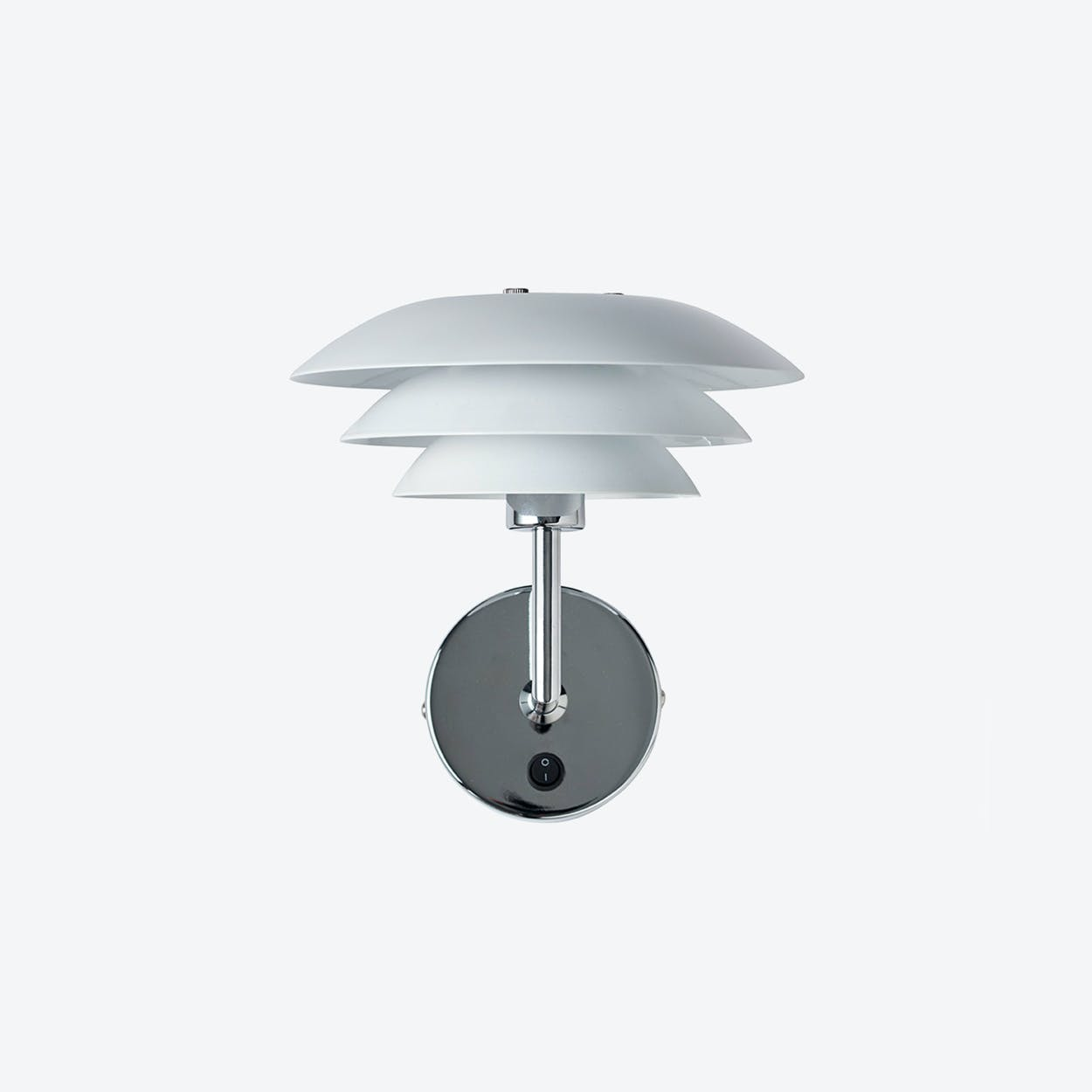 DL20 Nyhed Wall Light in White