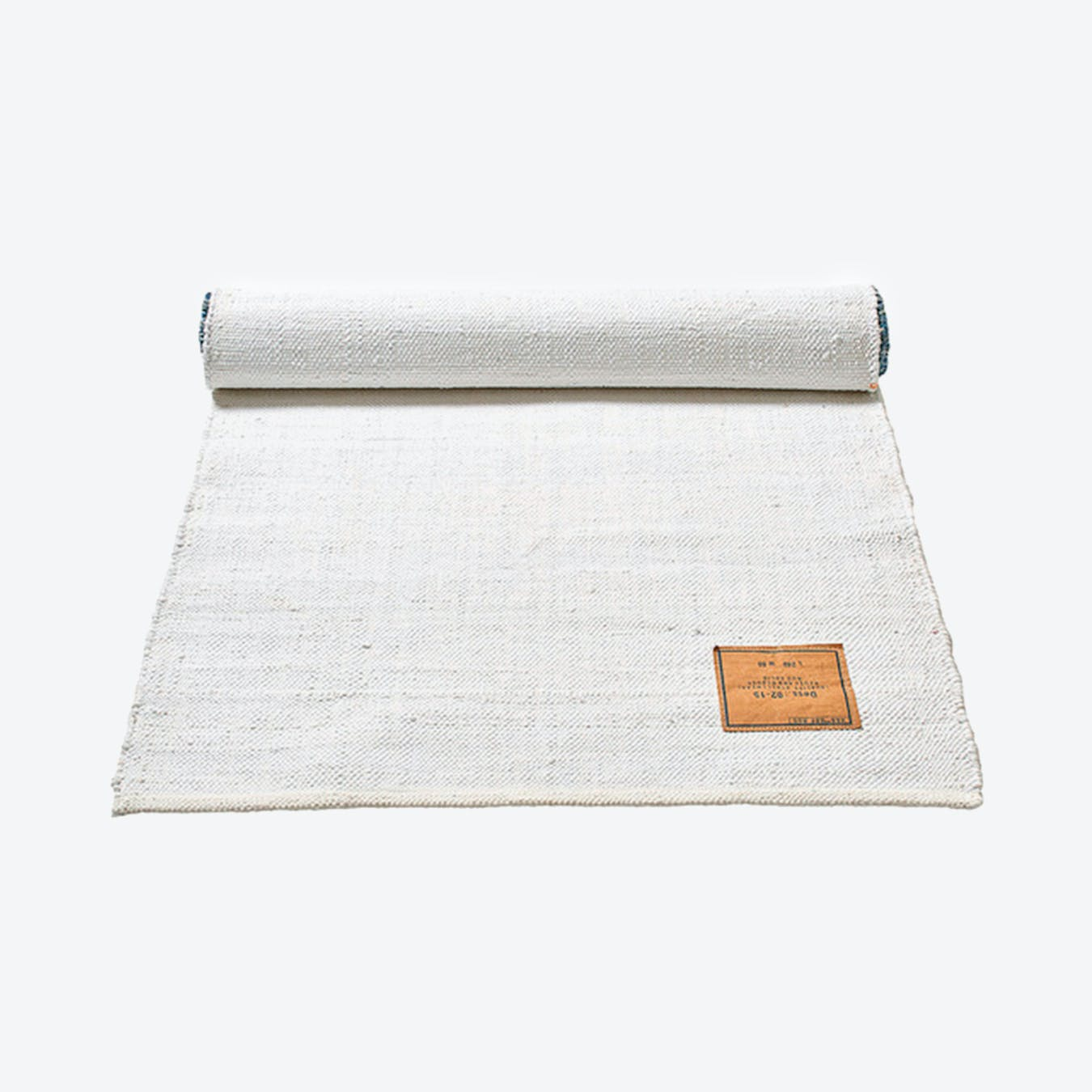 White Tee and Jeans Rug ( 80 x 240 cm)