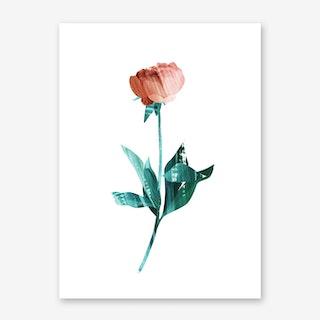 Flower Power #1 Art Print