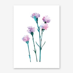 Flower Power #3 Art Print