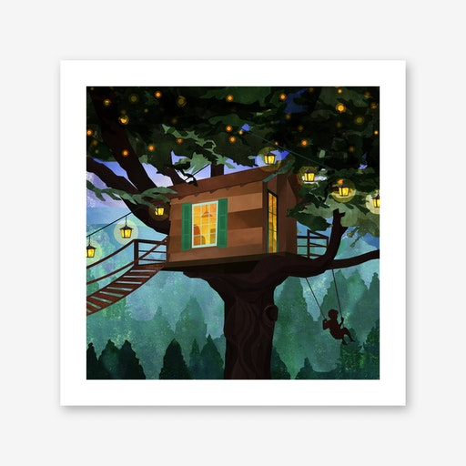 Treehouse Adventure