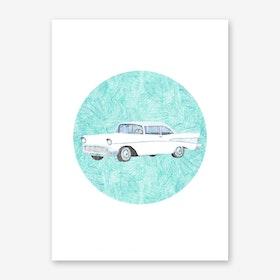 Your new car Art Print