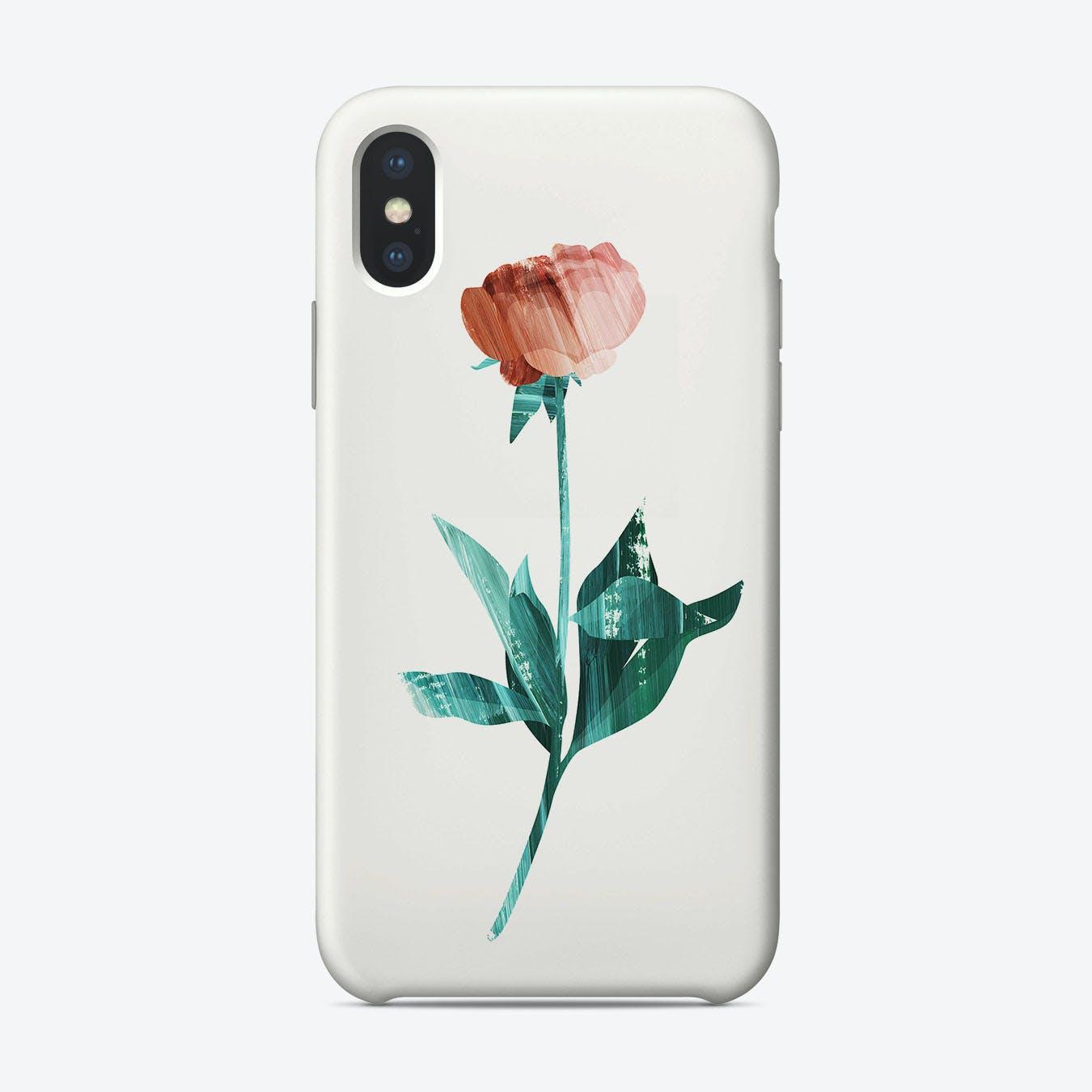 Flower Power #1 iPhone Case