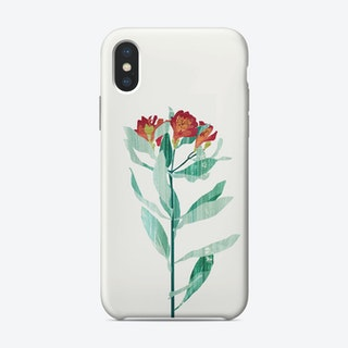 Flower Power #4 iPhone Case