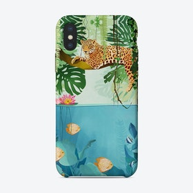 Welcome to the jungle Phone Case