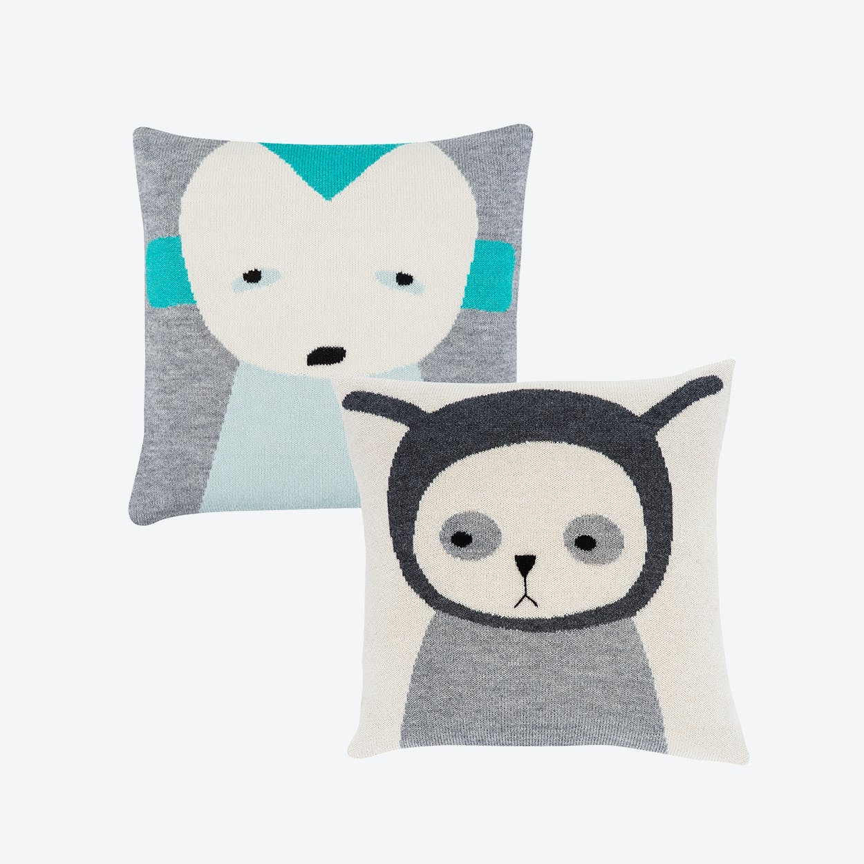 Peppe + Nulle Cushion Case (Set of 2)