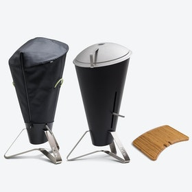 CONE Charcoal Grill Bundle (set of 3)