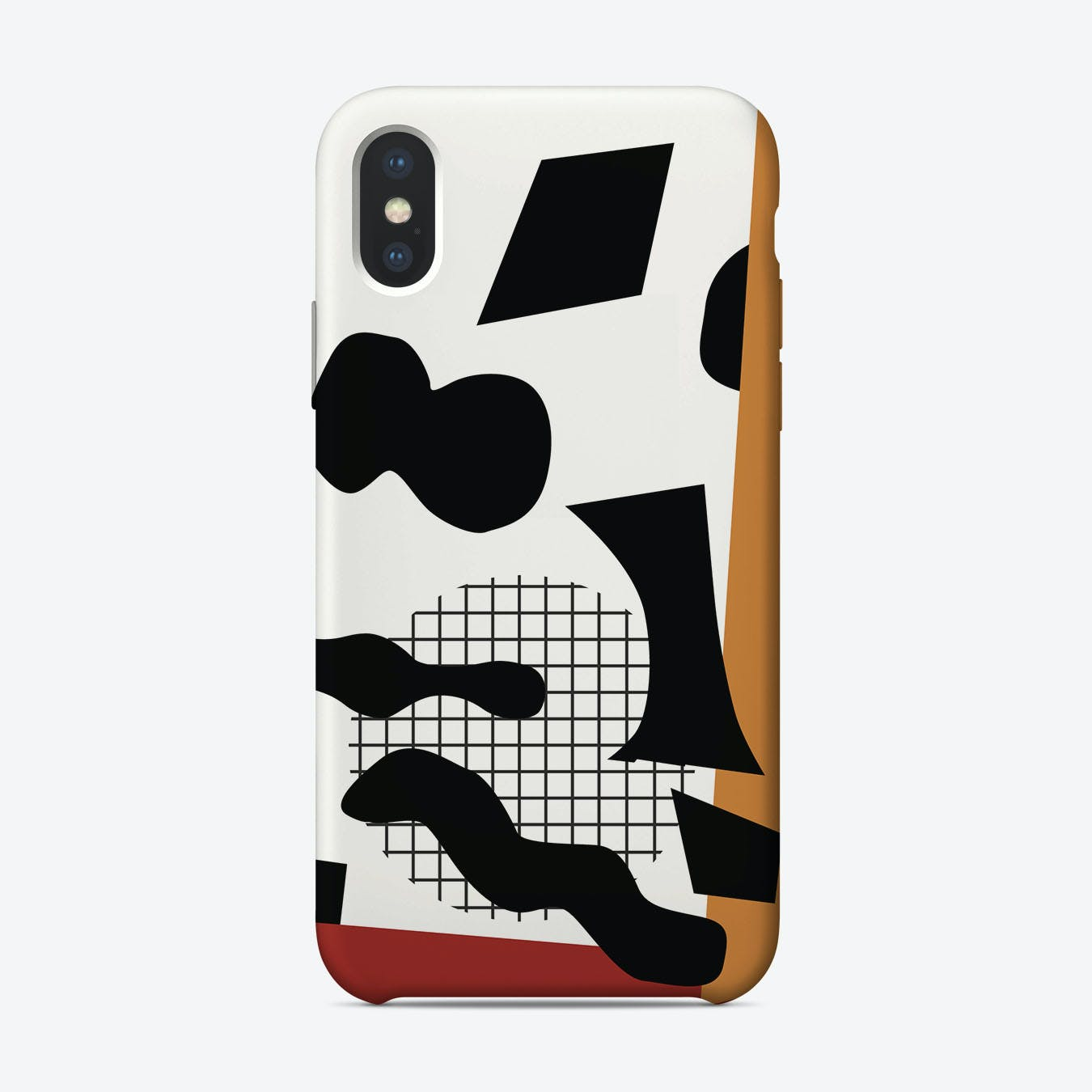 Abstract Illustration iPhone Case