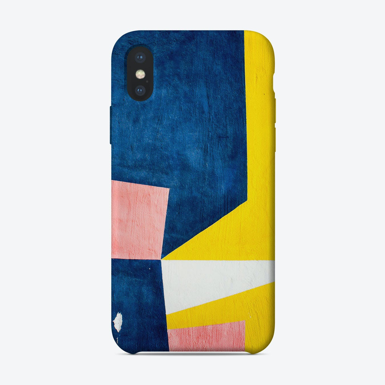 Colorful Wall Paint iPhone Case