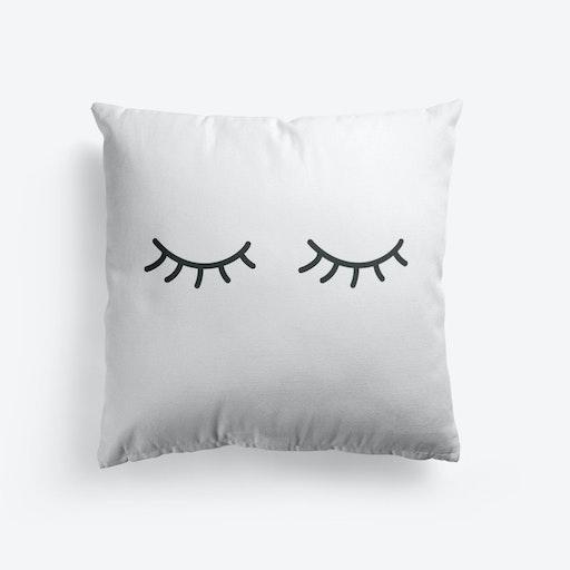 Sleepy Eyes Cushion