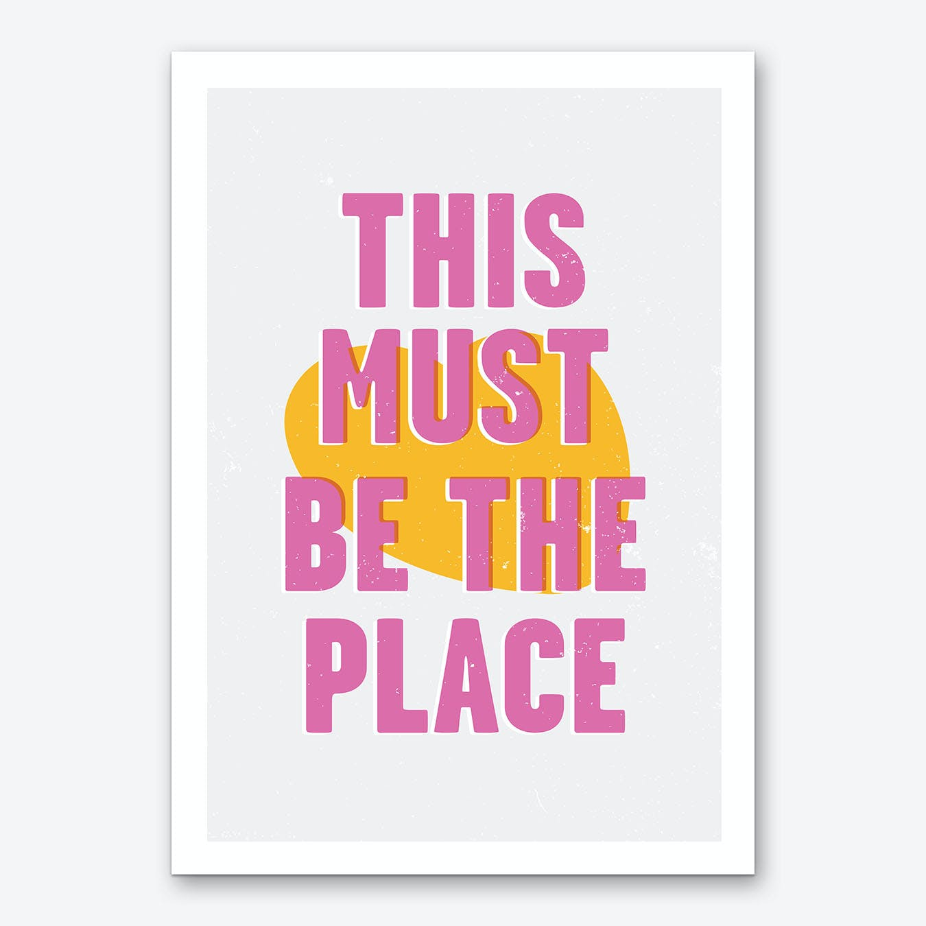 This Must Be The Place II