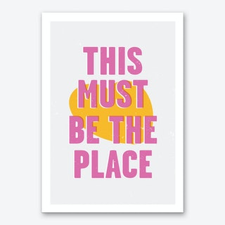This Must Be The Place II Art Print