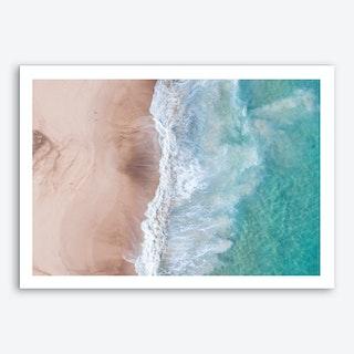 Beach Photo Art Print