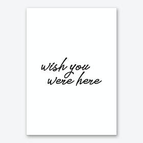 Wish You Were Here II