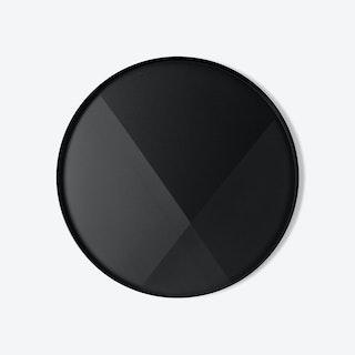 Sandpaper Tray in Black