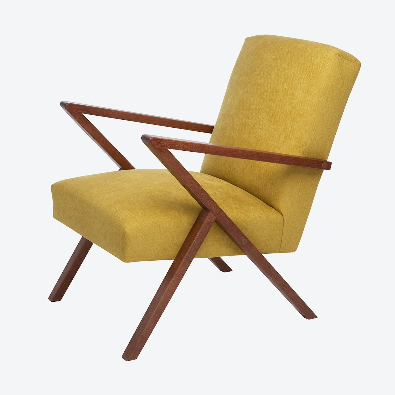 Retrostar Chair - Basic Line in Yellow