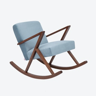 Retrostar Rocker - Velvet-Line in Ice-Grey