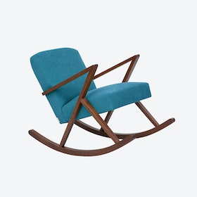 Retrostar Rocker - Basic-Line in Turquoise