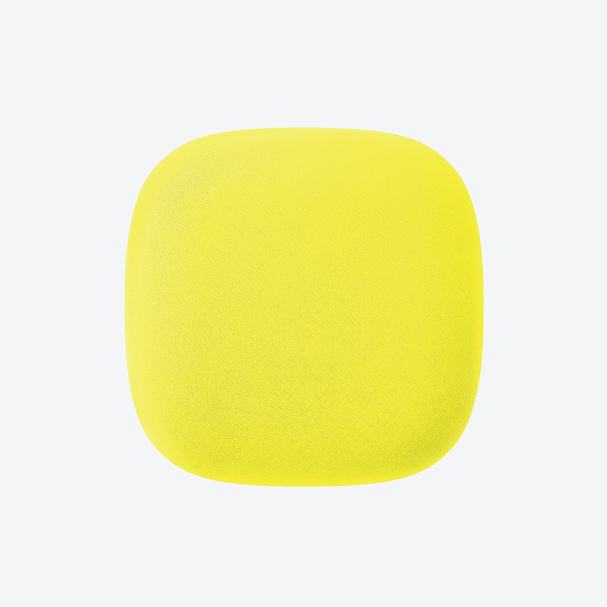 KUPU 10 Smoke Alarm in Yellow