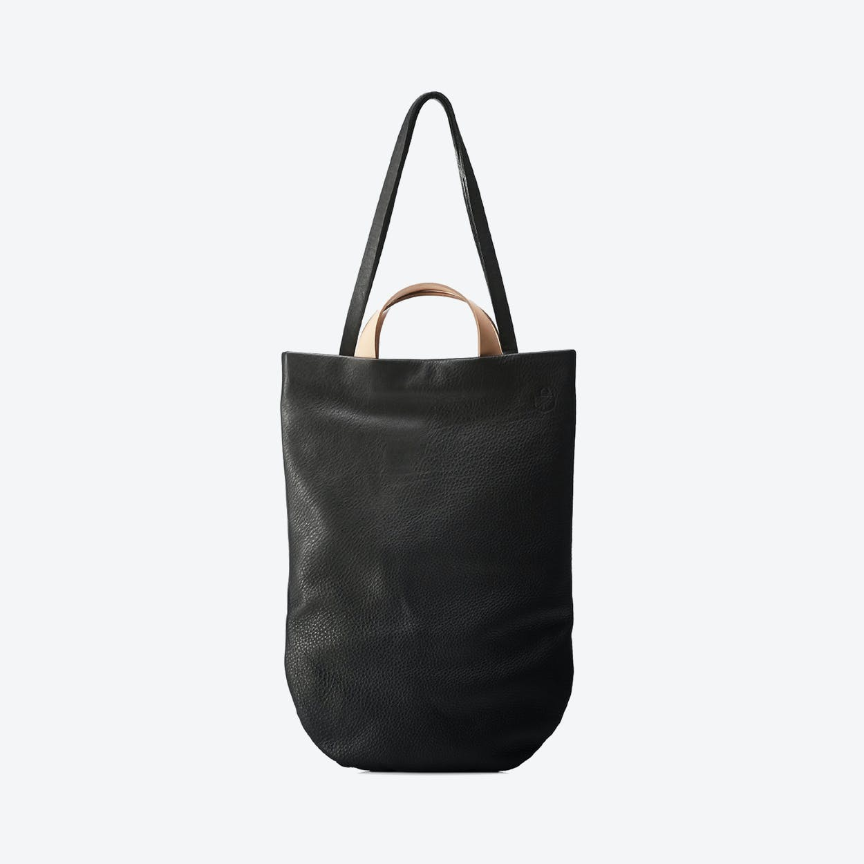Nina Tote Bag (tanned leather details)
