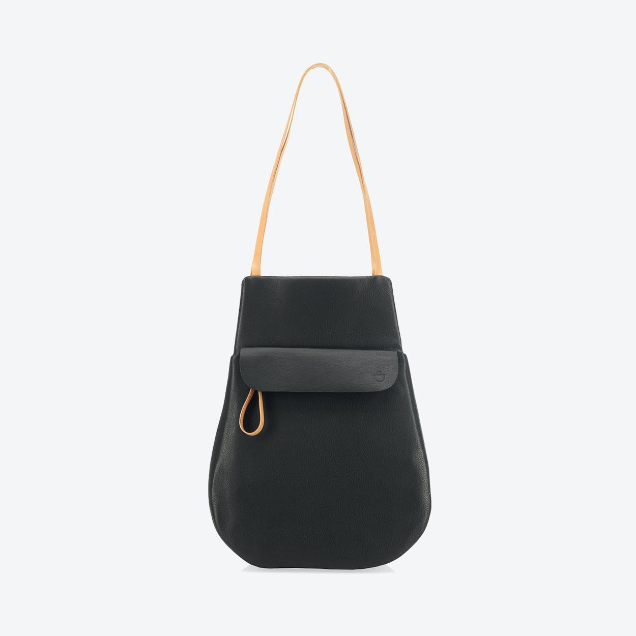 Pia Tote Bag (tanned leather details)