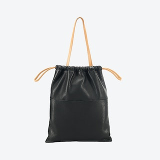 Rina Tote Bag (tanned leather details)