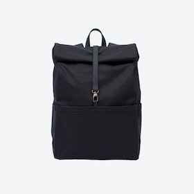 Backpack in Charcoal