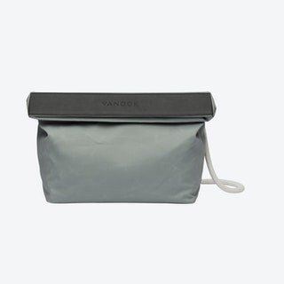 Handbag in Oyster and Stone