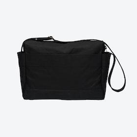 Messenger Bag in Charcoal