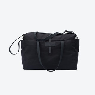 Travel Bag in Charcoal