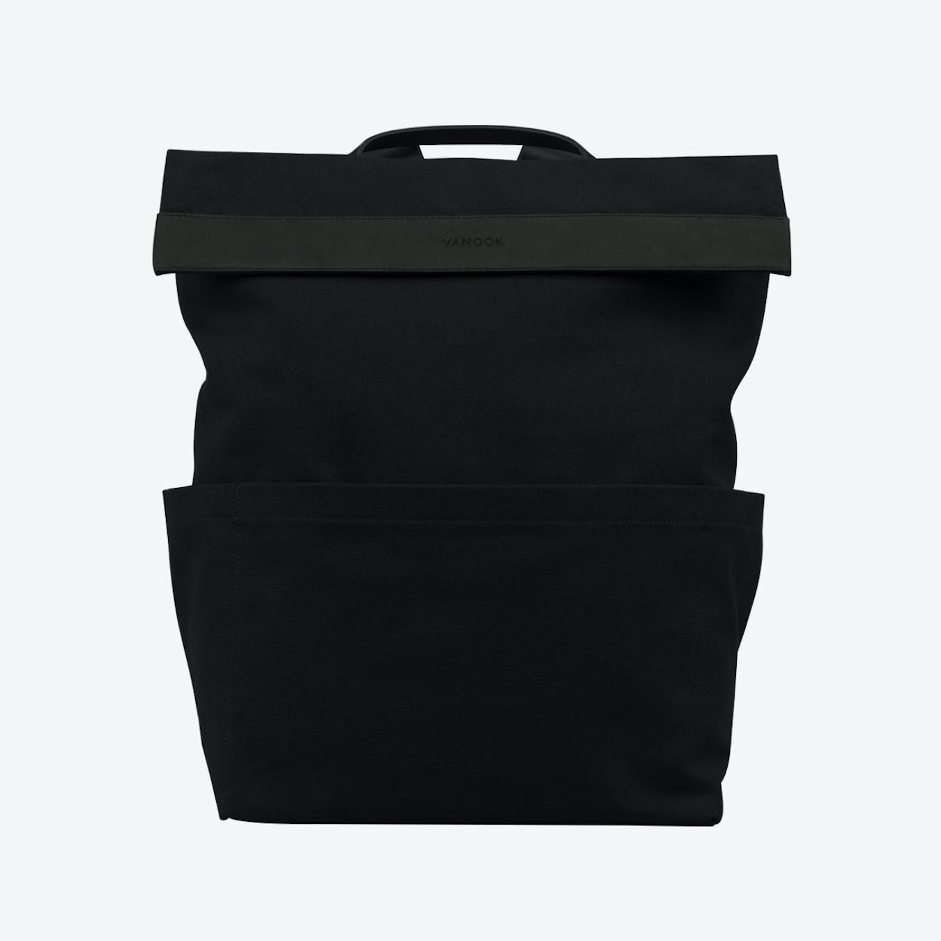 Large Backpack in Black