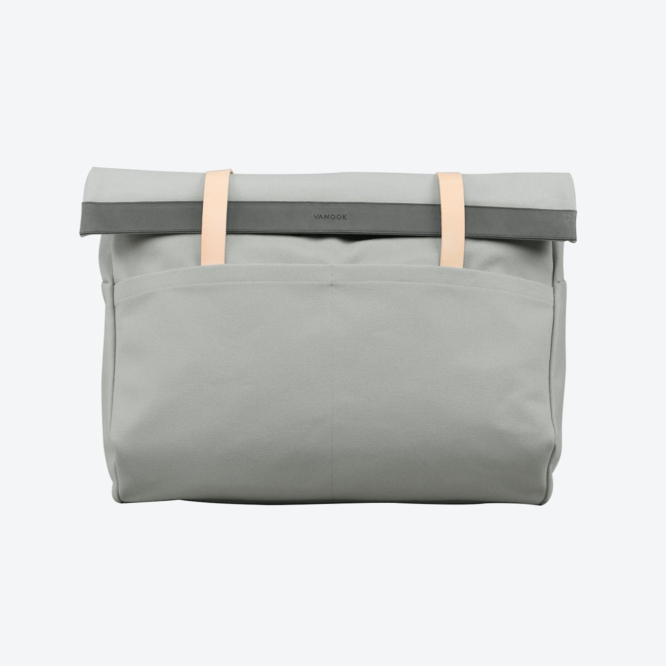 Weekender Bag in Grey Nude