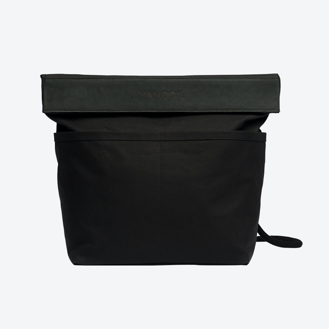 Dual Backpack in Charcoal