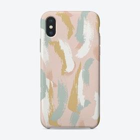 Painterly Pastels iPhone Case