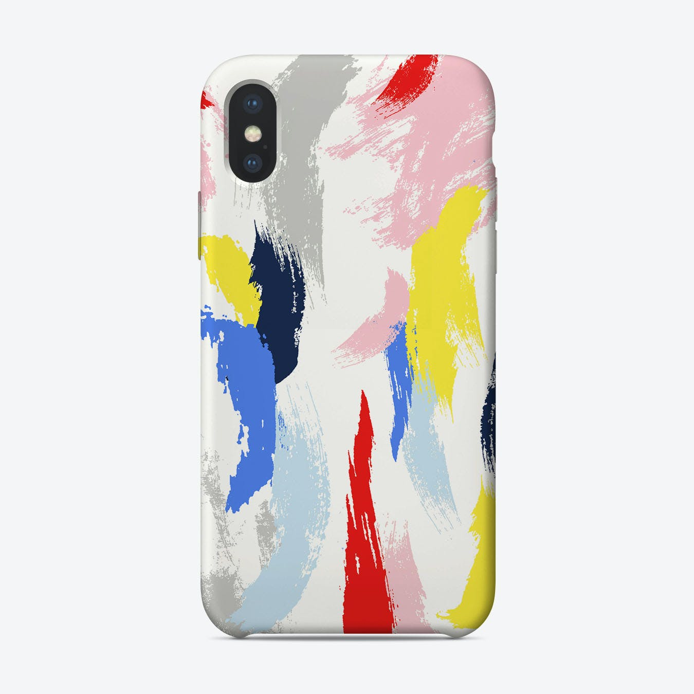 Painted Marks iPhone Case
