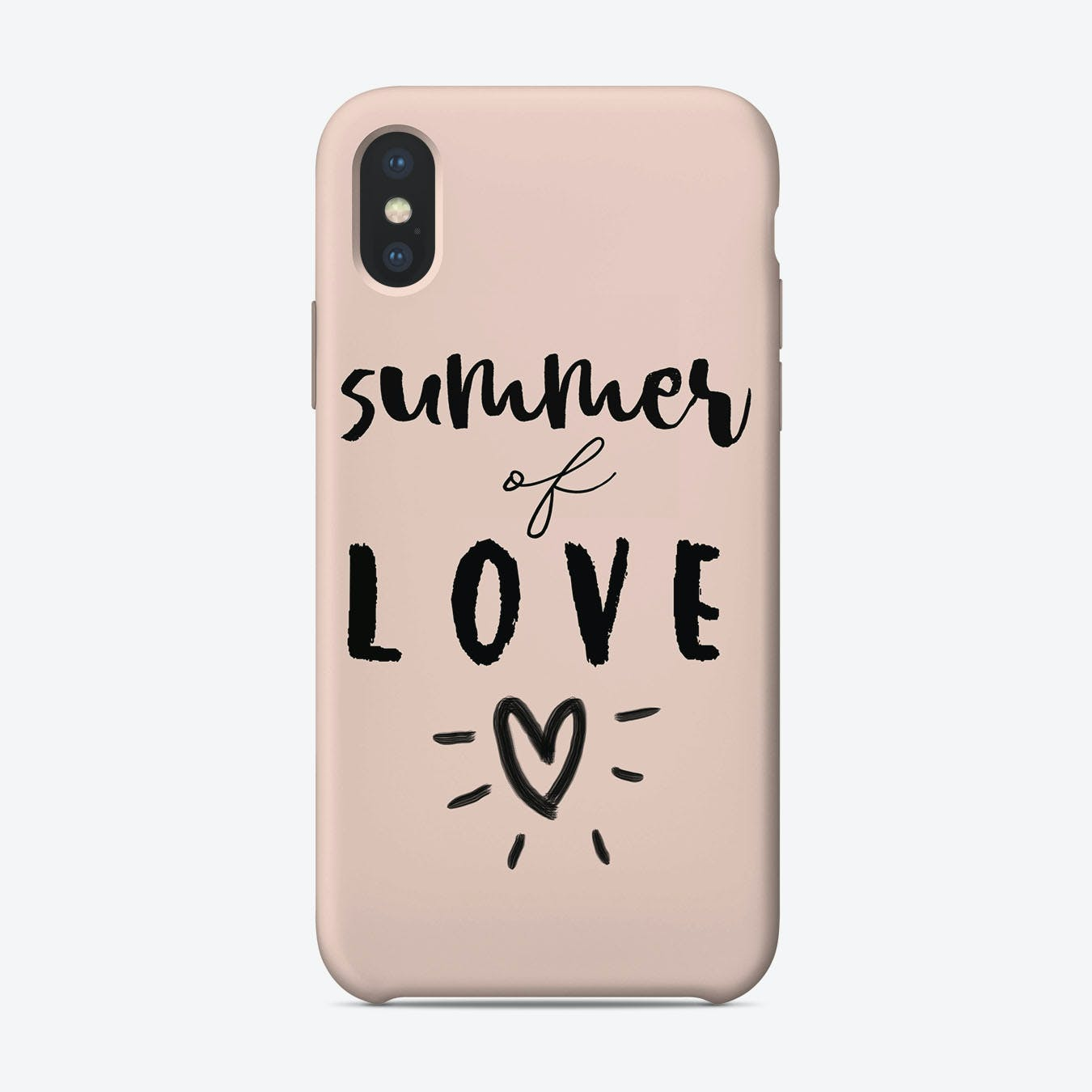 Summer of Love iPhone Case