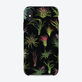 Airplants Black iPhone Case