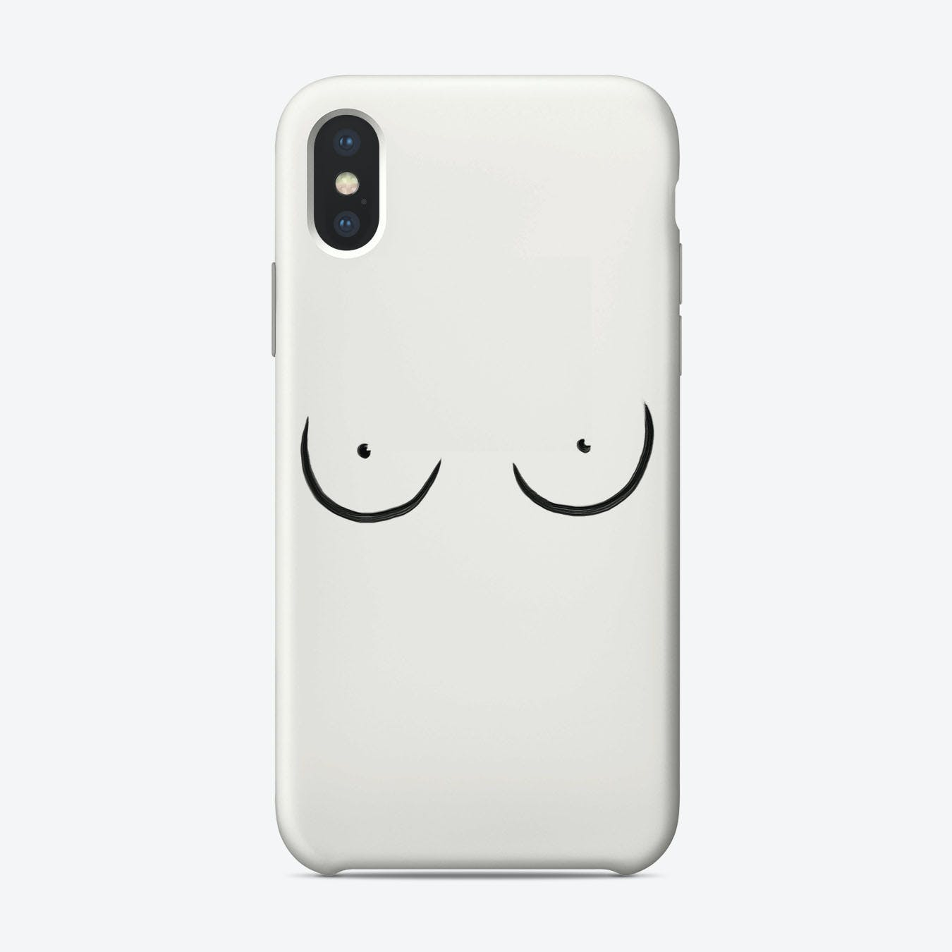 Topless iPhone Case