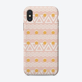Wobbly iPhone Case