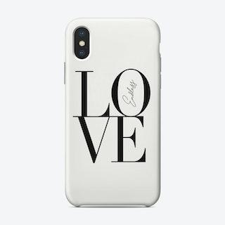 Endless Love Phone Case