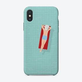 Air Mattress iPhone Case