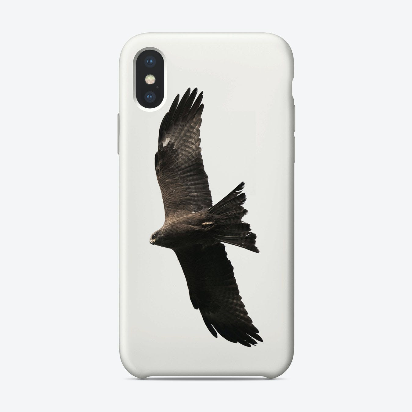 Buzzard iPhone Case