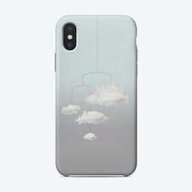 Cloud Mobile iPhone Case